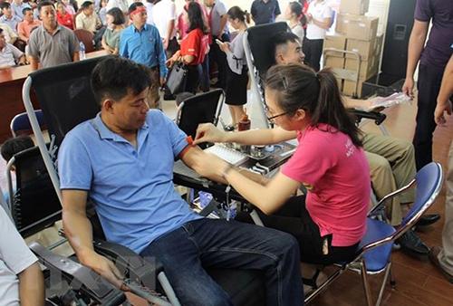 BẢN TIN TÌNH NGUYỆN: Ngày hội hiến máu